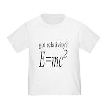 got relativity? T