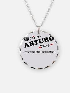 Unique Arturo Necklace