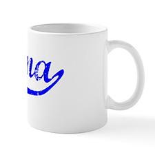 Kianna Vintage (Blue) Mug