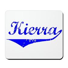 Kierra Vintage (Blue) Mousepad