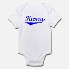 Kierra Vintage (Blue) Infant Bodysuit