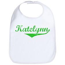 Katelynn Vintage (Green) Bib