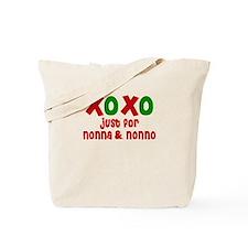 XOXO for Nonna & Nonno Tote Bag