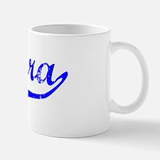 Kimora Vintage (Blue) Small Small Mug