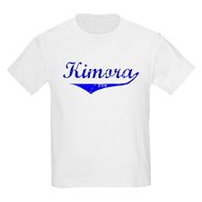 Kimora Vintage (Blue) T-Shirt