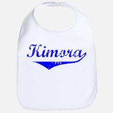 Kimora Vintage (Blue) Bib
