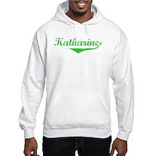 Katharine Vintage (Green) Jumper Hoody