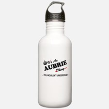Cute Aubrie Water Bottle