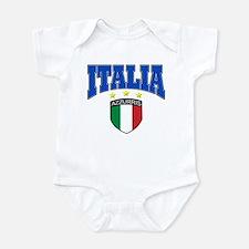 Italian soccer design Onesie