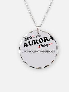 Unique Aurora Necklace