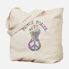 PEACE POWER Tote Bag