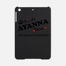 Cute Ayanna iPad Mini Case