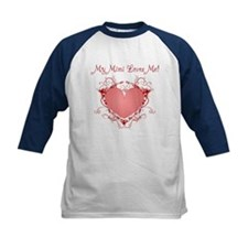 My Mimi Loves Me Heart Tee