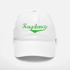 Kaydence Vintage (Green) Baseball Baseball Cap