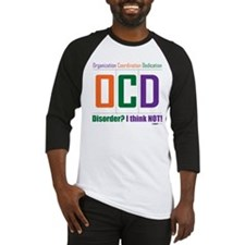 Celebrate OCD Baseball Jersey