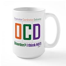 Celebrate OCD Mug