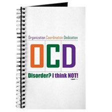 Celebrate OCD Journal