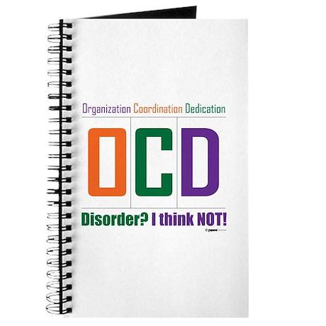 Celebrate OCD Journal