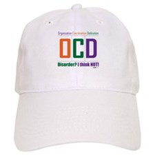 Celebrate OCD Baseball Cap