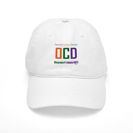 Celebrate OCD Cap