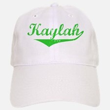 Kaylah Vintage (Green) Baseball Baseball Cap