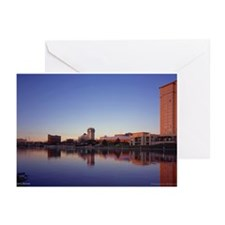 Wichita Skyline  Greeting Cards (Pk of 10)