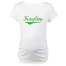 Kaylin Vintage (Green) Shirt