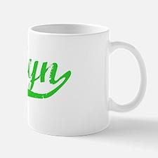 Kaylyn Vintage (Green) Mug