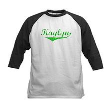Kaylyn Vintage (Green) Tee