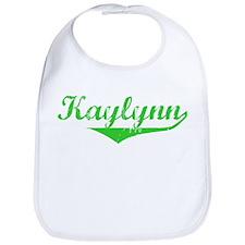 Kaylynn Vintage (Green) Bib