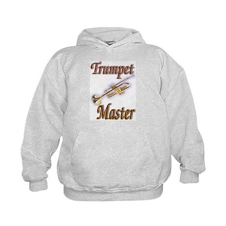 Trumpet Master Kids Hoodie