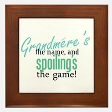 Grandmere's the Name, and Spoiling's the Game! Fra