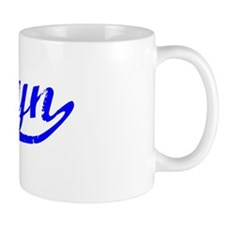 Lauryn Vintage (Blue) Coffee Mug