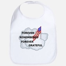 Remember our Soldiers Bib