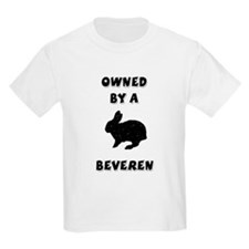 Owned by a Beveren Kids T-Shirt