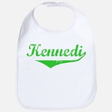 Kennedi Vintage (Green) Bib