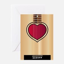 Funny Chords Greeting Card