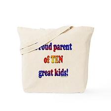 Cool Quiverfull Tote Bag