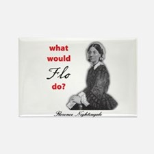 What Would FLO Do? Magnets