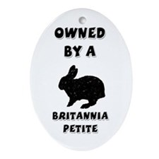 Owned by a Britannia Keepsake (Oval)