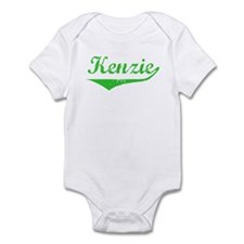 Kenzie Vintage (Green) Infant Bodysuit