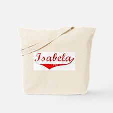 Isabela Vintage (Red) Tote Bag