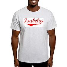 Isabela Vintage (Red) T-Shirt