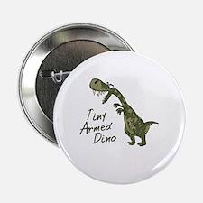 """Unique Fun dinosaur 2.25"""" Button"""