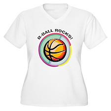 Basketball Rocks T-Shirt