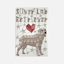 Unique Love design Rectangle Magnet