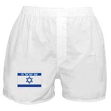 am israel chai Boxer Shorts