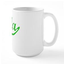 Keyla Vintage (Green) Mug