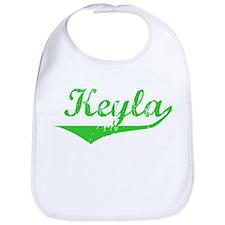 Keyla Vintage (Green) Bib