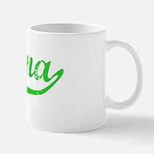 Kianna Vintage (Green) Mug